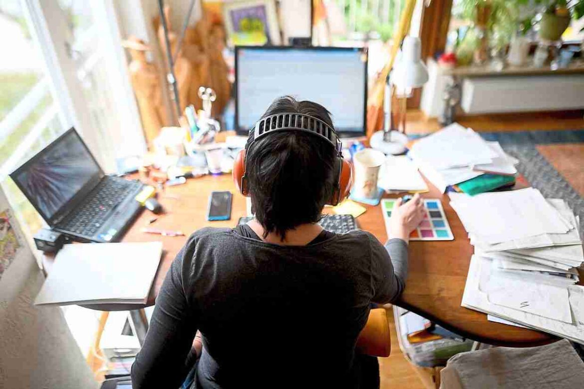 Stress-free work from home