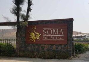Soma Vineyards - Best Resort in Nashik