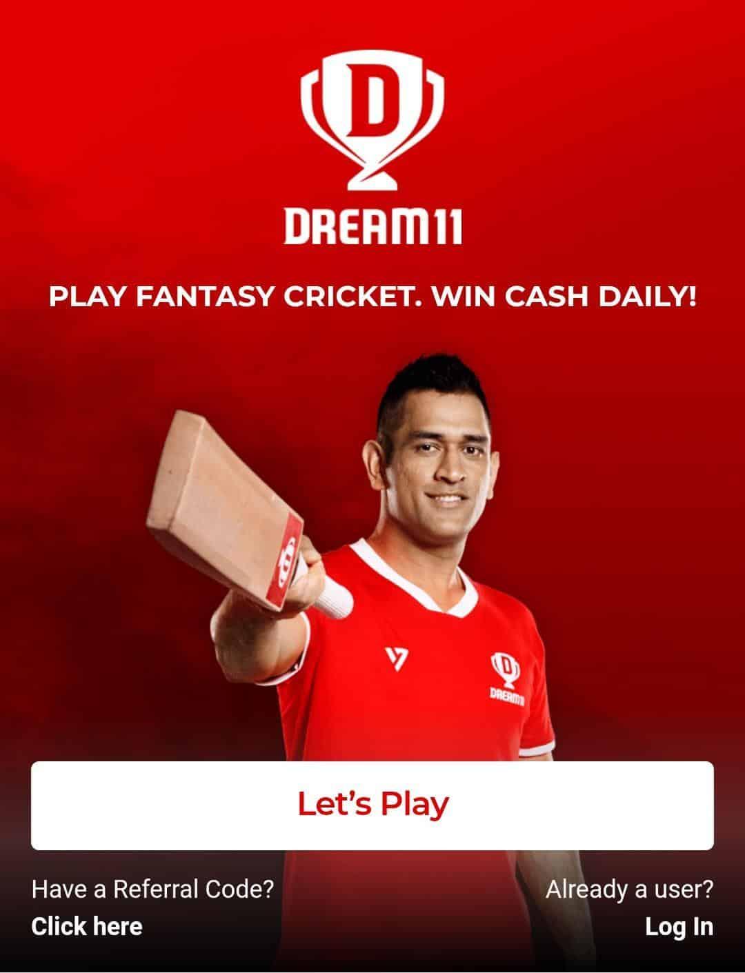 Dream 11 Best fantasy Sport app