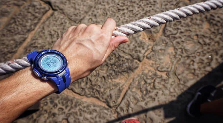 5 Different Kinds of Watches for Outdoor Activities