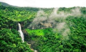 Dugarwadi waterfall