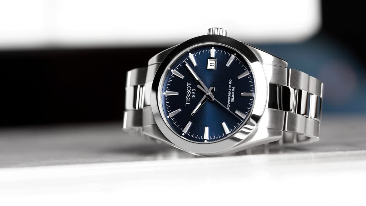 Reasons Why Tissot Powermatic 80 Is the Best Everyday Watch