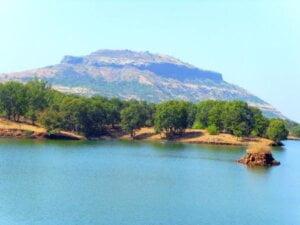 Tringalwadi Lake - Dam